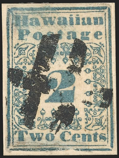 the hawaiian missionaries 1851: hawaiian missionaries trans-pacific postage  collectors have always sought these fragile stamps, the first issued by the kingdom of hawaii.