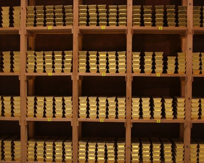 How Much Is The Gold At Fort Knox Worth Celebrity Net Worth
