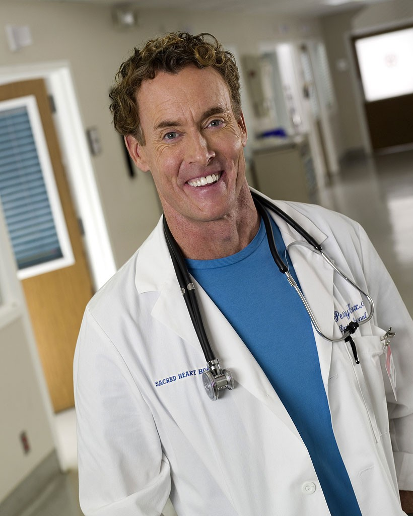 John C. McGinley From Scrubs