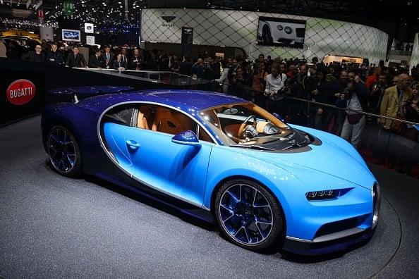 Lil Wayne S Car The First Rapper To Own A Bugatti Veyron