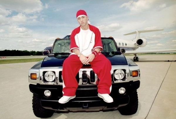 Eminem's Hummer H2