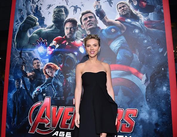 Scarlett Johansson Avengers Salary