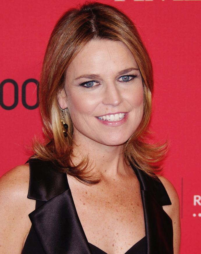 Savannah Guthrie Net Worth and Salary