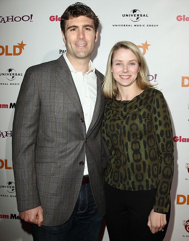 Zack Bogue and Marissa Mayer Net Worth