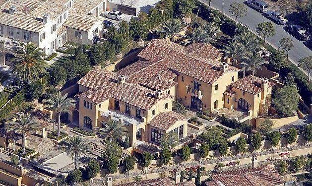 Dwight Howard Newport Beach House