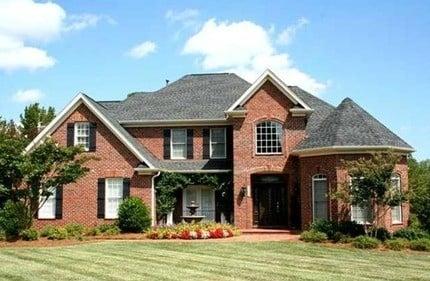 Photo: house/residence of the charming 10 million earning Oak Ridge, North Carolina-resident