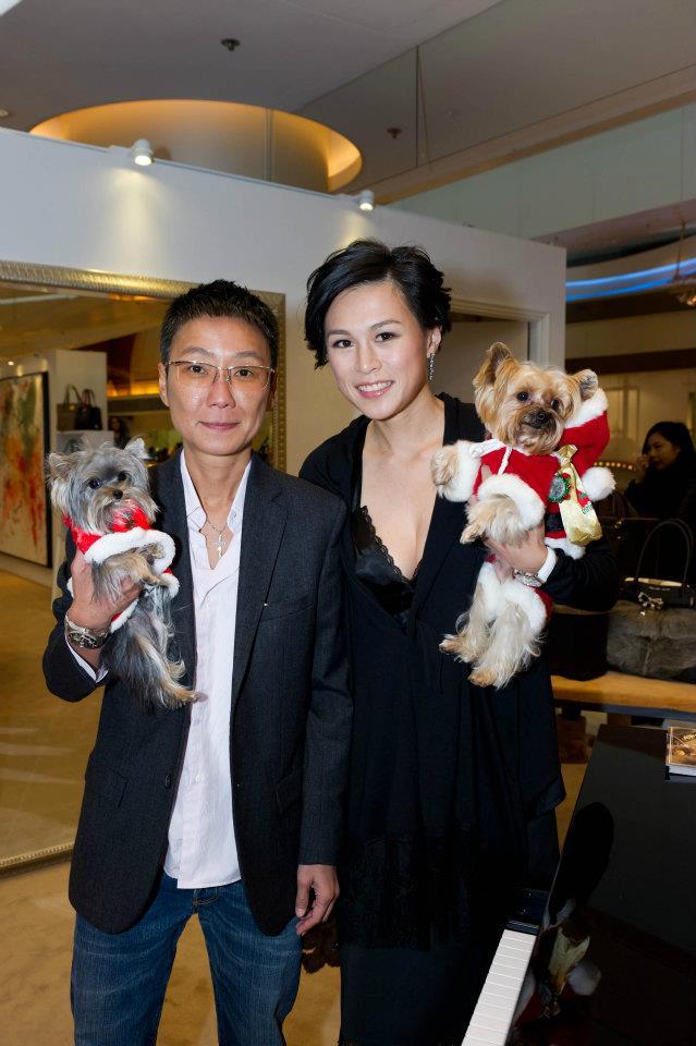 Gigi Chao Lesbian Lover