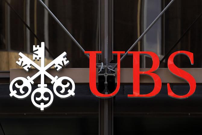UBS Bank Logo