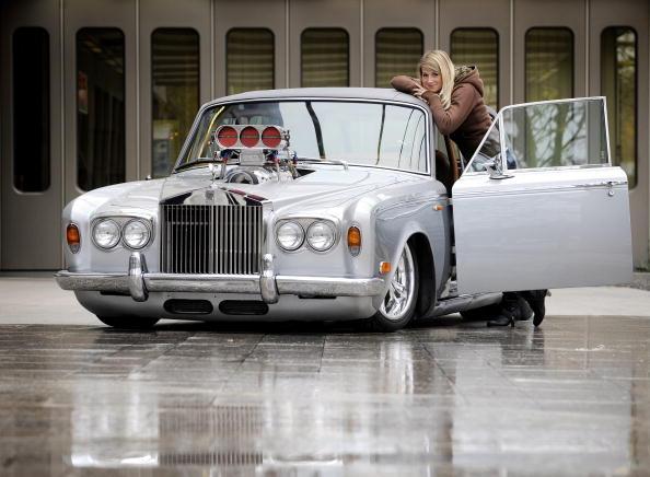 Princess Diana's Car