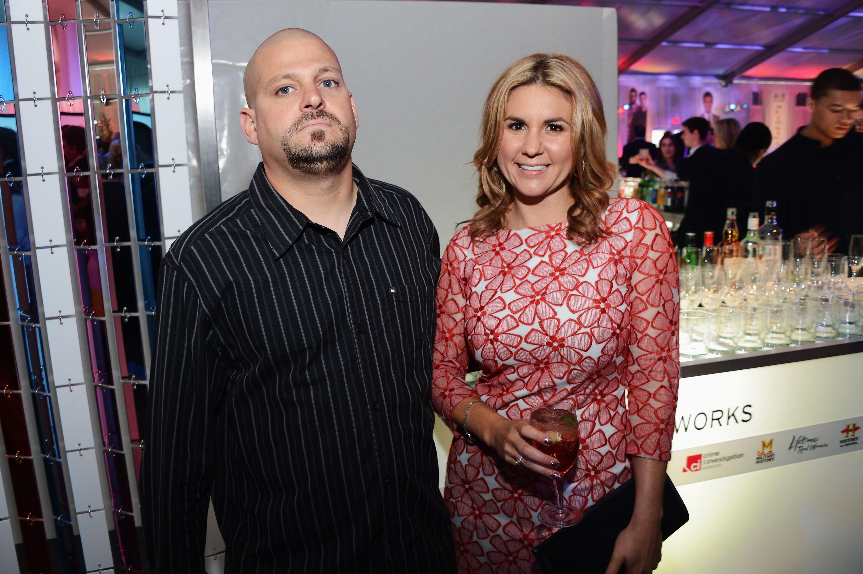 Jarrod Schulz And Brandi Pante Jason Kempin Getty Images