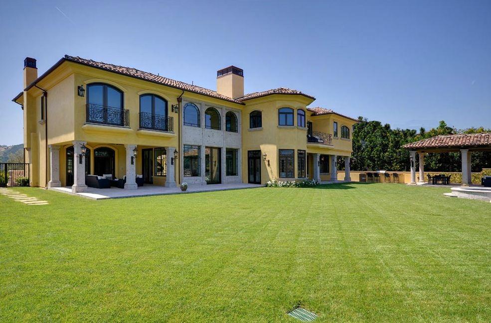 Kim Kardashian and Kanye Wests New $11 Million Bel Air Mansion  Celebrity Net Worth