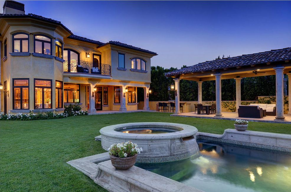 Kim Kardashian And Kanye West S New 11 Million Bel Air