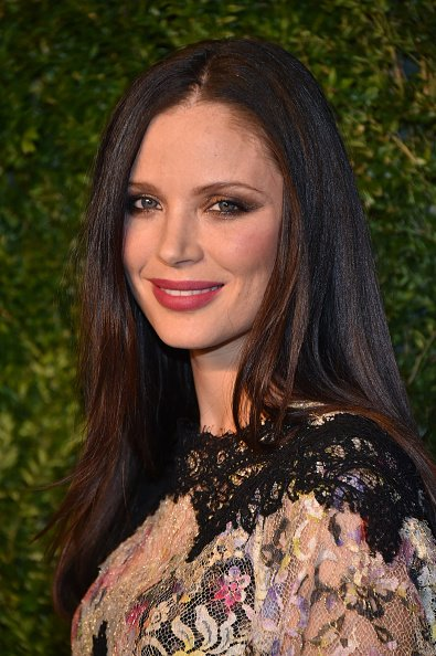 Georgina Chapman Nude Photos 1