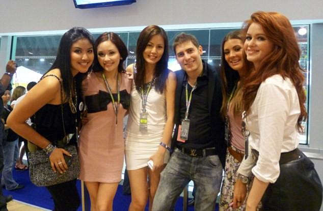 Eduardo Saverin Girlfriends