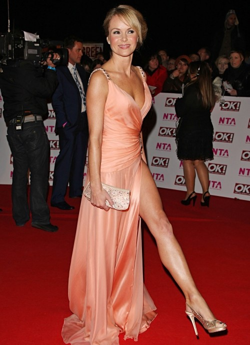 Amanda Holden Legs