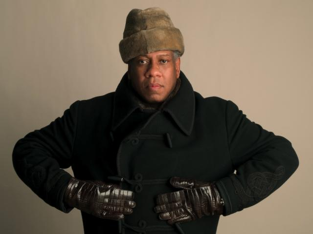 Andre Leon Talley Vogue