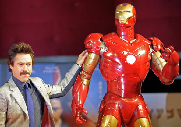 Robert Downey Jr - $50 Million