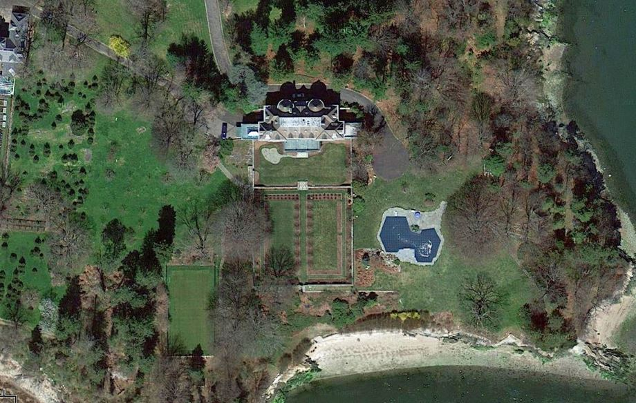 190 million greenwich estate the most expensive house in for Most expensive house in us