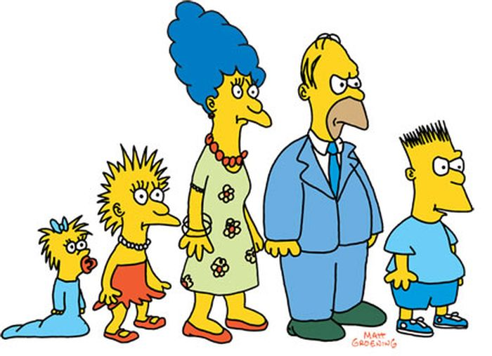 Tracey Ullman Simpsons