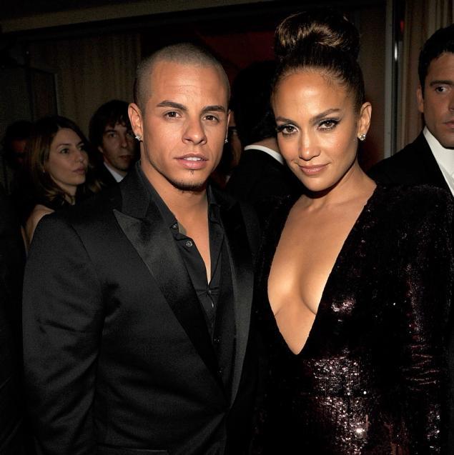 Casper Smart Jennifer Lopez