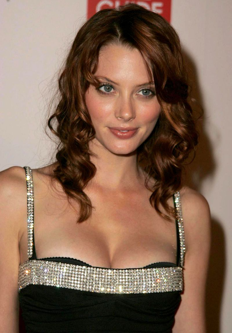 April Bowlby breasts
