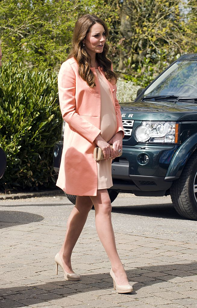 Kate Middleton Pregnant