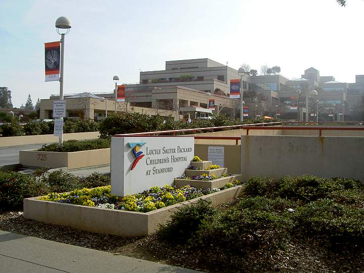 Lucile Packard Children's Hospital