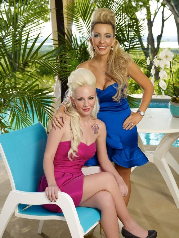 Whitney Whatley and Bonnie Blossman