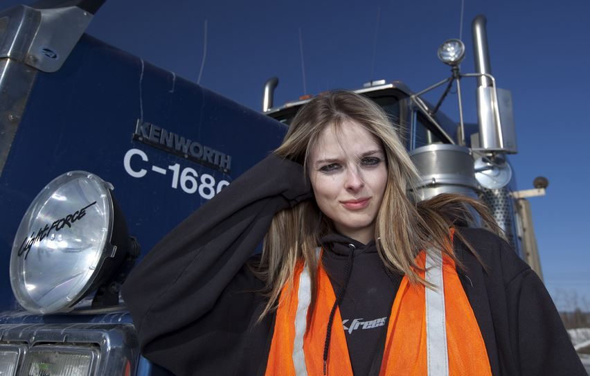 Lisa Kelly Trucker