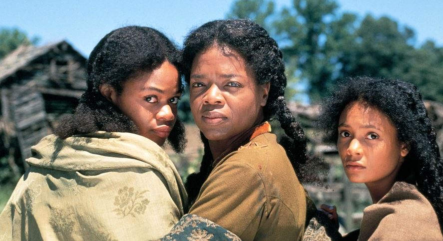 Oprah In Beloved