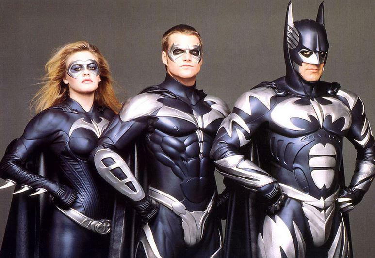 George Clooney - Batman