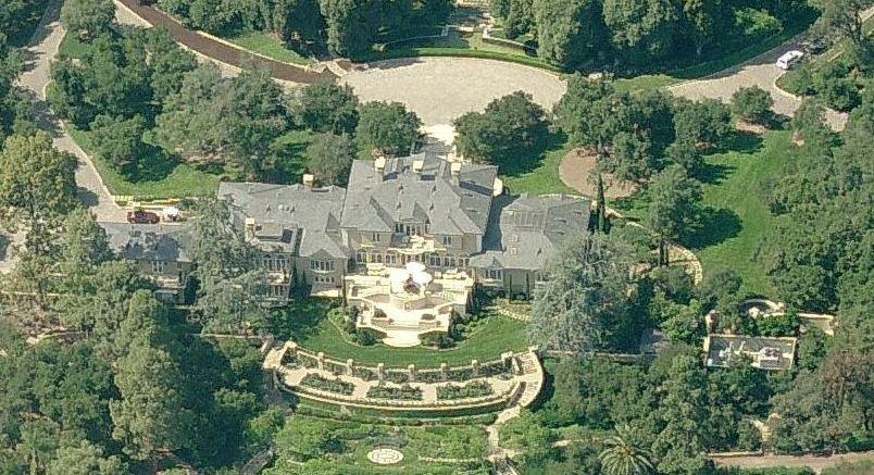 Oprah Montecito Mansion