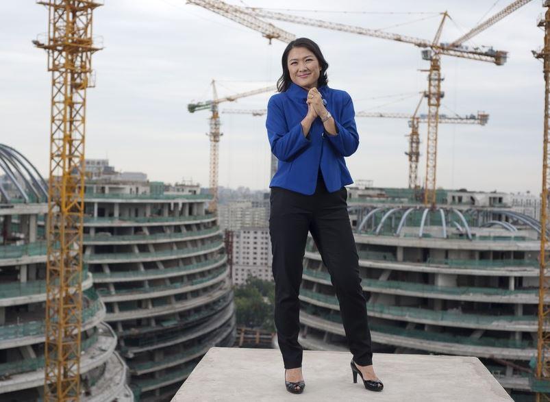 Zhang Xin real estate mogul