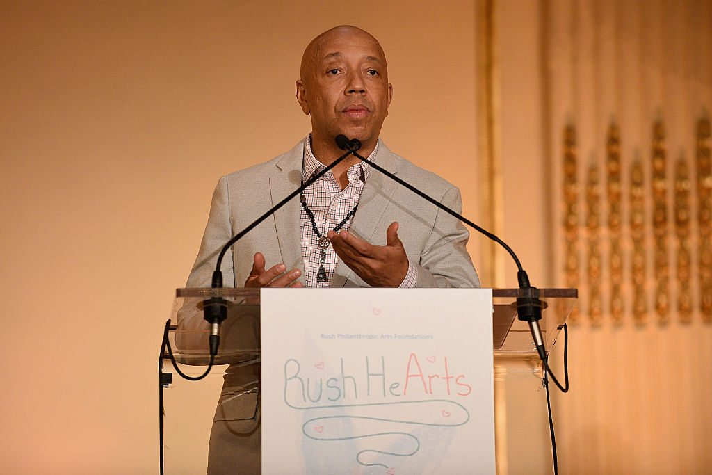 Russell Simmons - Hip Hop Empire
