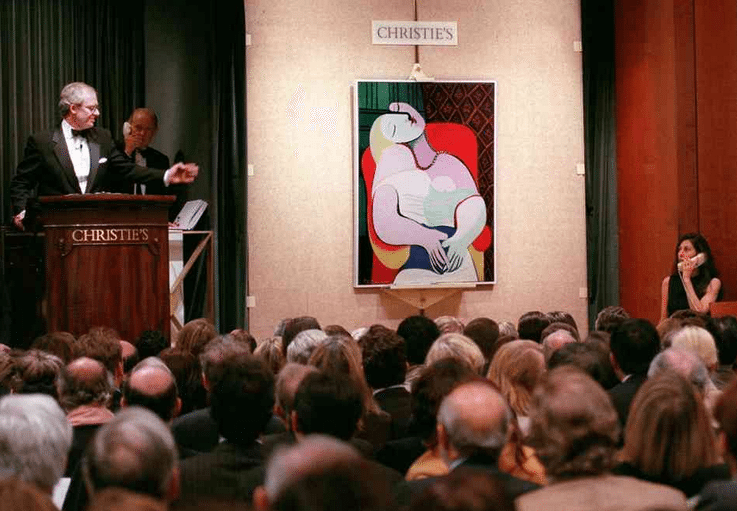 Picasso's La Reve