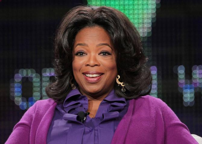 Oprah Winfrey billionaire