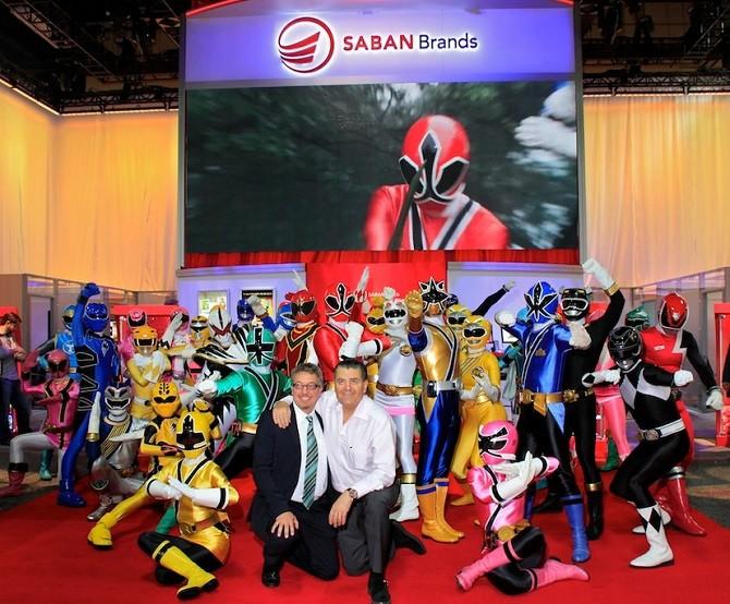 Haim Saban - Power Rangers