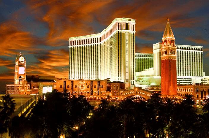 The Venetian Hotel Vegas