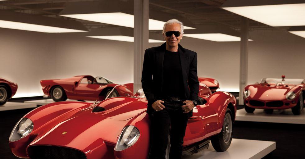 Ralph Lauren Ferrari Collection