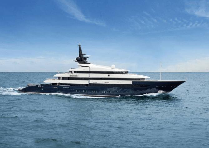 Seven Seas - Yacht