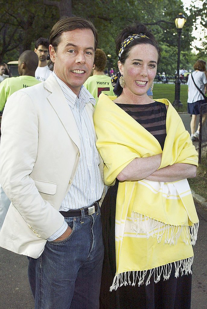 Andy and Kate Spade
