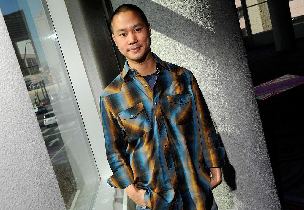 Zappos' CEO Tony Hsieh