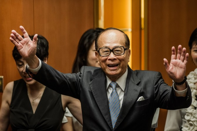 Rags to Riches: Li-Ka Shing