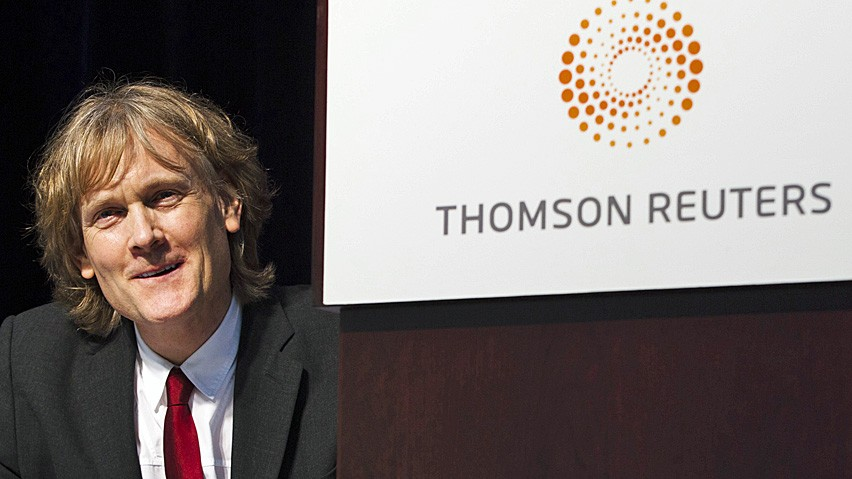 David Thomson - Richest Person In Canada