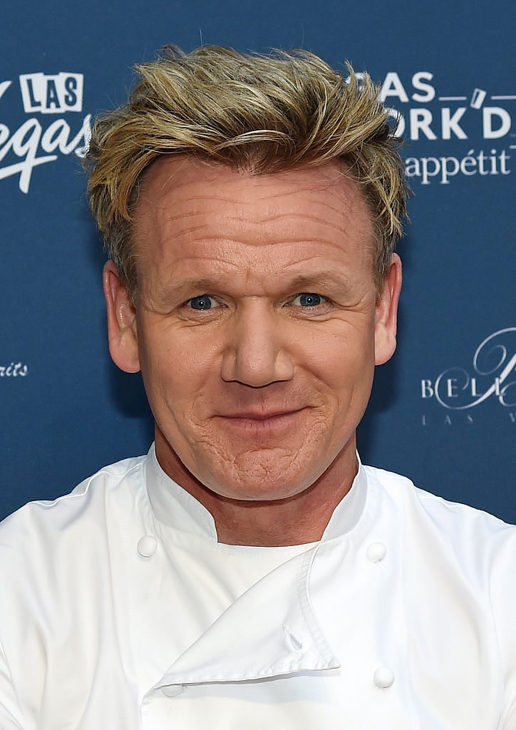 Gordon Ramsay - Richest Celebrity Chefs