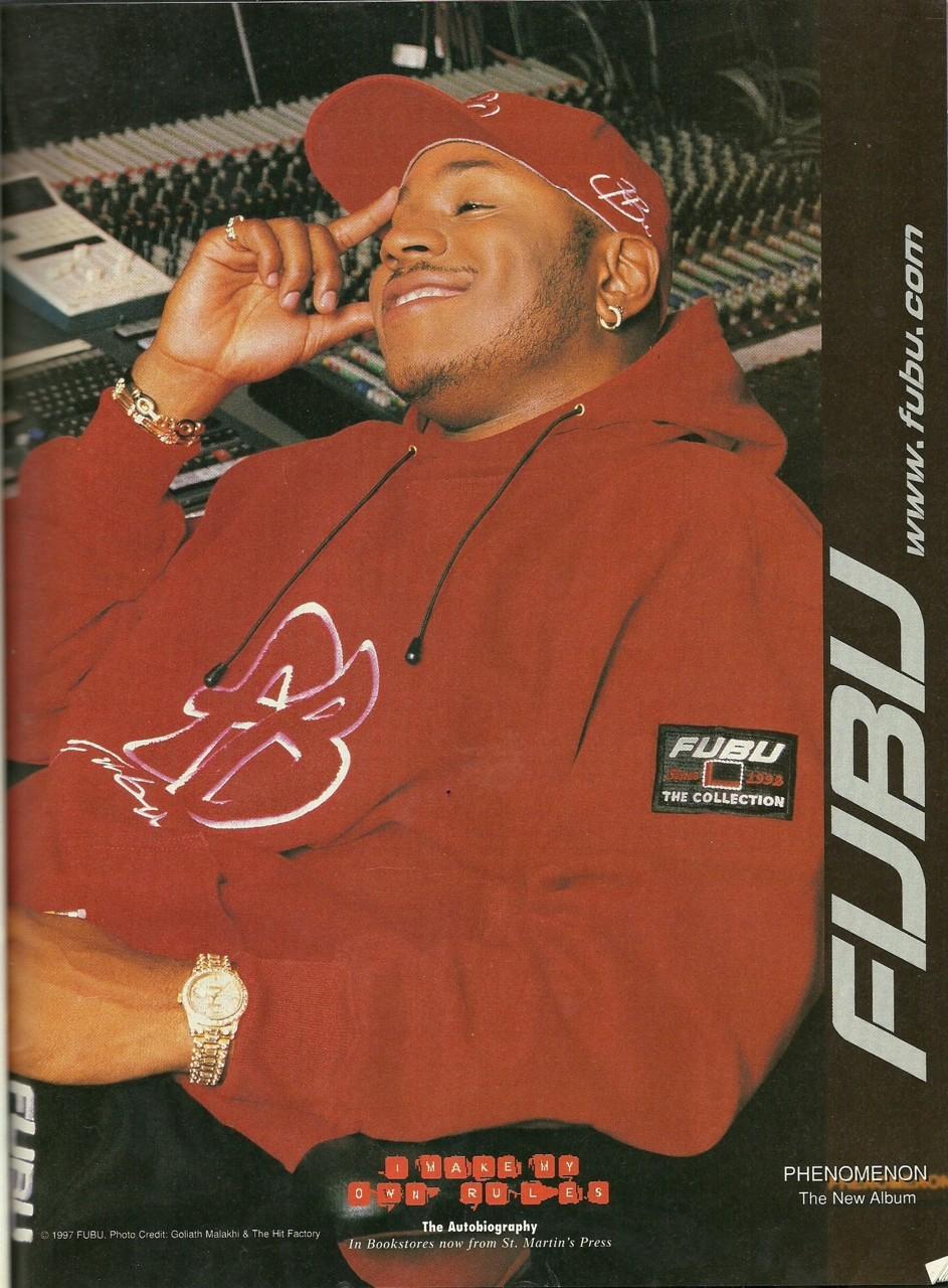 LL Cool J Fubu Ad