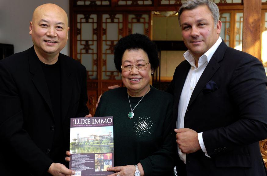 Chan Laiwa - Self Made Billionaire