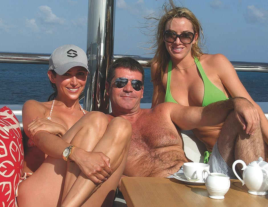 Lavish Life of Simon Cowell