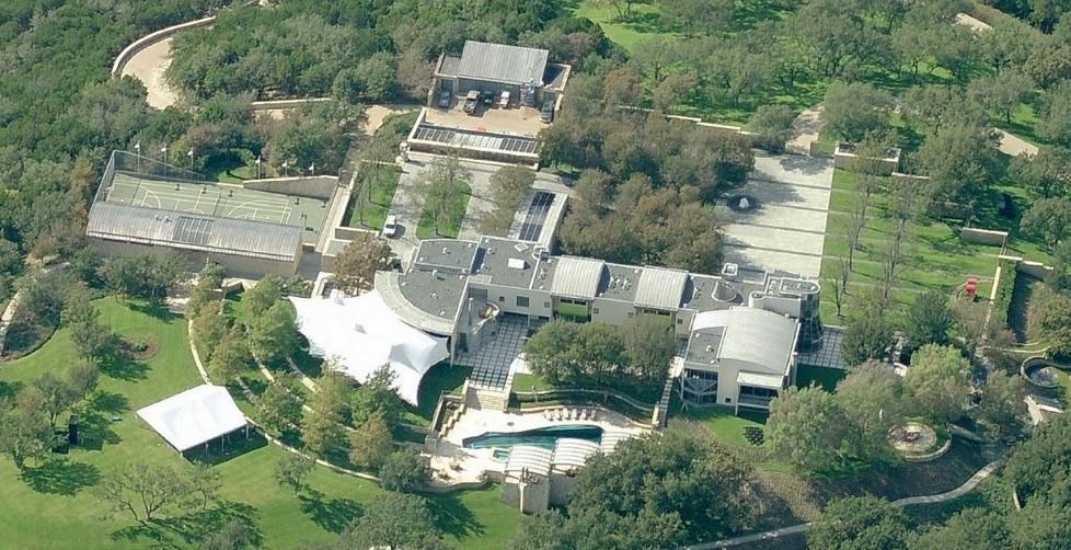 Michael Dell's Mansion