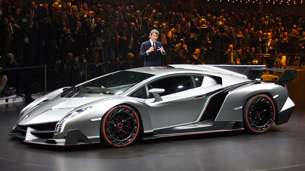 $4 Million Lamborghini Veneno